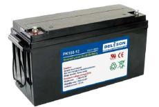 德利森蓄电池PS7.2-125G通信
