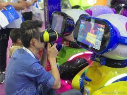 玖的VR熊寶