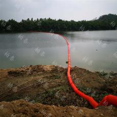 蘇州河水草攔截組合裝置浮式攔污浮筒規格