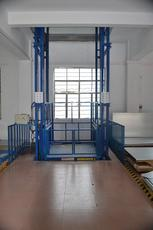 广州升降平台厂家 广州导轨式升降货梯