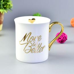 創意亞光陶瓷馬克杯 顏色釉陶瓷馬克杯