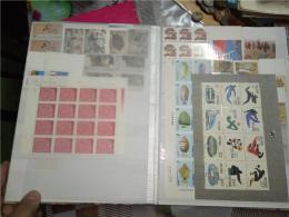 雁塔区收购小型张邮票回收邮票收藏