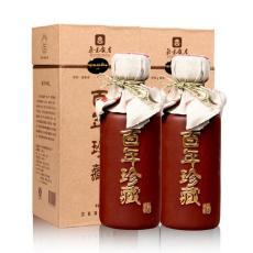 北京飯店1900百年珍藏酒53度醬香白酒價格