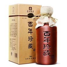 52度浓香北京饭店百年珍藏酒批发团购价格