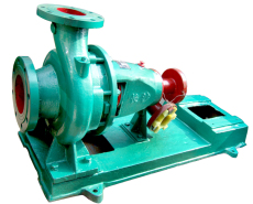 IS80-50-250B單級單吸清水泵