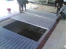 簡陽熱鍍鋅格柵板簡陽鋼格板廠家鍍鋅溝蓋板