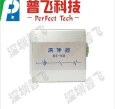 网络高清同轴传输器 IP高清网络传输器