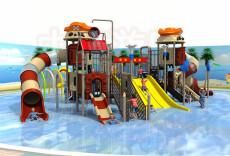 夏天的投資項目--水上樂園大型戶外游樂設施