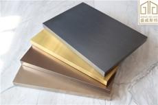 镀铜不锈钢蜂窝板也可以热情满满