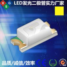 供应鑫光硕0603黄光贴片LED指示灯