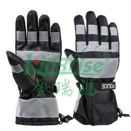 五指發熱充電加熱冬季保暖手套廠家直銷