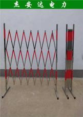 可移動玻璃鋼管式伸縮圍欄安全施工隔離特賣