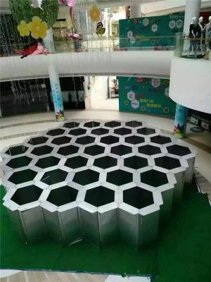 陕西西安益智游戏蜂巢迷宫厂家