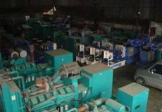 厦门 回收柴油发电机 高价回收  发电机设备