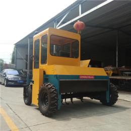 重庆小型行走式有机肥翻抛机的价格及选择