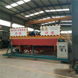四川绵阳有机肥生产线猪粪轨道式翻耙机的