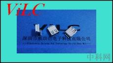 AF180度-焊線式加長15.5mm-USB母座 卷邊