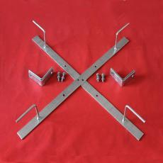 塔式余纜架廠家 opgw/ADSS桿式余纜架價格