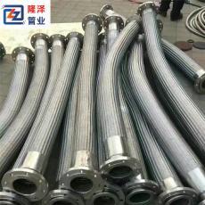 厂家直销304不锈钢管dn25  耐溶剂金属软管