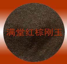 郑州棕刚玉喷砂有什么优点