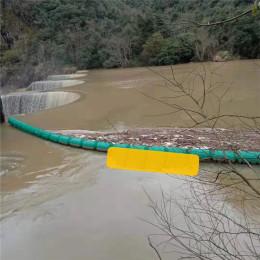 海濱浴場垃圾攔截網浮式攔漂排設施