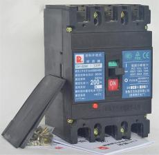 常熟開關200A塑殼開關CM1-225M/3300