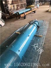 大流量潜水泵 QJX下吸式潜水泵 卧式矿用泵