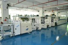 SMT贴片生产线整线解决方案 JUKI贴片机生产
