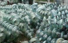 廢舊瓷瓶處理河南絕緣子回收價格高陜西瓷瓶