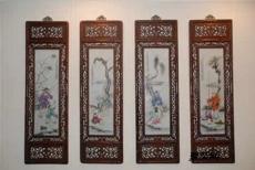 有現金交易吳月山瓷板畫的地方嗎
