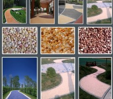 透水混凝土增強劑廠家 透水地坪水泥強化劑