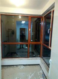 朝阳铝包木门窗 断桥铝合金门窗 隔音窗
