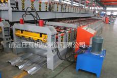 全自動750型樓面承重板成型設備 樓承板設備