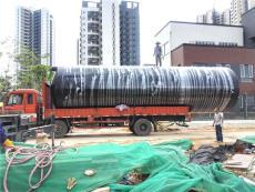 广东惠州玻璃钢整体化粪池