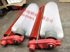 皮帶輸送帶鋼刷式耐磨清掃器 礦床刮料器