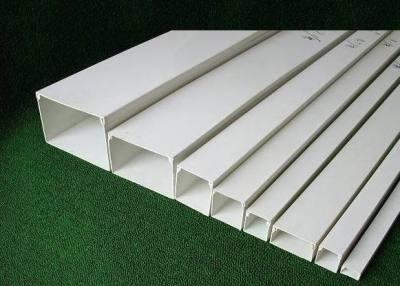 优质热销PVC封闭线槽  韧性好价格优