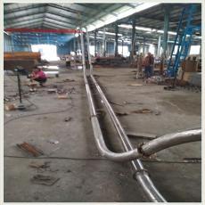 碳鋼管鏈提升機各種規格 石英砂灌倉垂直管