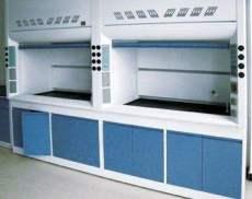 实验室全钢PP通风橱台面通风柜