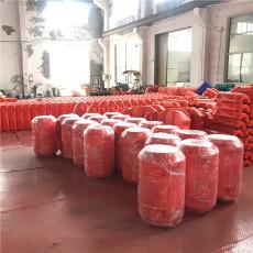 水上大面積垃圾攔漂設施聚乙烯浮體加工