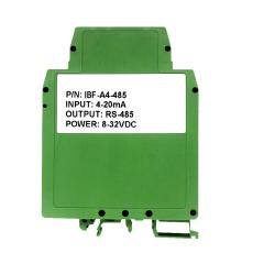 模拟信号4  20mA转RS  485  232  数据采集