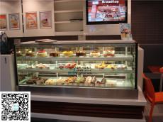 台湾直角蛋糕展示櫃糕點展示櫃直角冷藏櫃慕