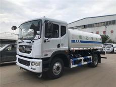 東風多利卡12噸灑水車生產廠家直銷報價