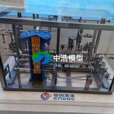 石油开采设备模型