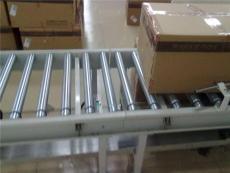 箱包流水線用滾筒輸送機高承重多層分揀 傾