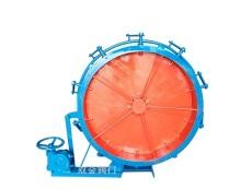 圆形手动风量调节阀结构特点