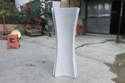 落地花瓶 插花花瓶 玻璃钢装饰容器美陈摆件