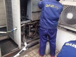 天津新科空调厂家维修网点 专业移机加氟