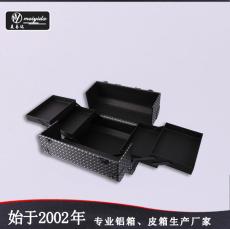 东莞美易达厂家直销高档多功能PU皮手提箱