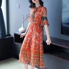 汉派年轻时尚大码女装低价批发