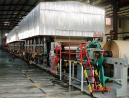 2400型牛皮纸造纸机  kraft paper machine